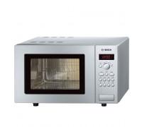 Микровълнова фурна Bosch HMT75G451, Функция грил 1000 W, Микровълни 800 W, 17 л, Размразяване, Дисплей