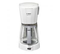 Кафемашина Bosch TKA3A031, за шварц кафе, 1100W, Автоматично изключване, Светло сив