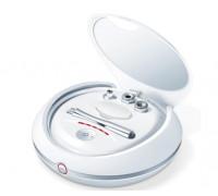 Уред за лице Beurer FC 100 Pureo Derma Peel микродермабразио, кутия за съхранение и огледало