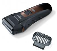 Машинка за бръснене Beurer HR 7000, Водоустойчивост, 60 минути бръснене, 90 минути зареждане, Черен