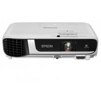 Мултимедиен проектор Epson EB-W51 (V11H977040), Контрастност от 16 000:1, Технология 3LCD, Звук2W