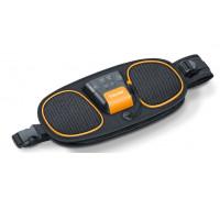 Масажор Beurer EM 39, Таймер, 5 програми, 4 електрода, Автоматично изключване, Черен/Оранжев