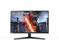"""Монитор LG 27GN600-B, 27"""" IPS, AG, 1ms GtG, 144Hz, 1000:1, 300cd/m2, Full HD 1920x1080, NVIDIA ..."""