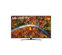 "Телевизор LG 55UP81003LR, 55"" 4K IPS UltraHD TV 3840 x 2160, DVB-T2/C/S2, webOS Smart TV, ThinQ..."