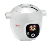 Мултикукър Tefal CY851130 COOK4ME Standard + 150 рецепти, Мощност 1600W, 6 литра