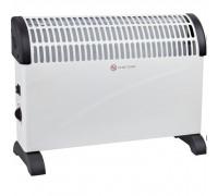 Печка конвекторна Muhler CH-2012B, 1500W, 3 степени на мощност, Термостат, Защита от прегряване