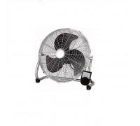 Вентилатор на стойка 18''Muhler FM-1858F индустриален, Предпазна решетка, 3 скорости, 3 метални перки, мощност 100W