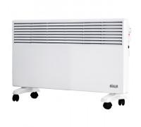 Печка конвекторна Muhler MPH-2577 панел, 2500W, 2 нива на мощност, Термостат, Възможност за монтиране на стена