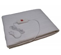 Електрическо одеяло Cardinella Slim 80x150 cm, Номинална мощност 60W, Максимална температура на загряване - 50°