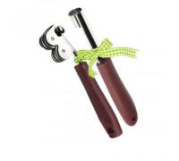 Комплект Прибори Elekom - Нож за почистване KT142-29 и Точило за ножове 073-19