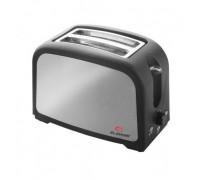 Тостер Elekom ЕК-0808, 800 W, Стоп бутон, Топлоизолиран корпус, Капацитет - 2 филии, 7 степени на те...
