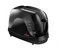 Тостер Elekom ЕК-0909, 750 W, Стоп бутон, Топлоизолиран корпус, Капацитет - 2 филии, 7 степени на те...
