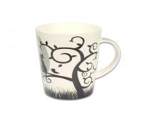 Чаша за чай и мляко Jameson + Taylor Cats in Moonlight 300ml