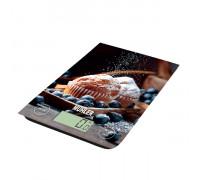 Везна кухненска Muhler KSC-2027 sweet, Капацитет: 5kg, Функция тара, Градуиране: 1g