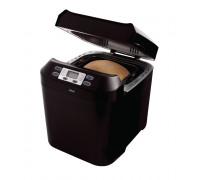 Хлебопекарна Muhler MBM-1005, 550W, Една бъркалка, LCD дисплей, Отложен старт, 12 програми, Черен