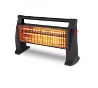 Печка кварцова LUXELL KS-2820, 1500W, 3 тръби, Термостат, Защита от прегряване