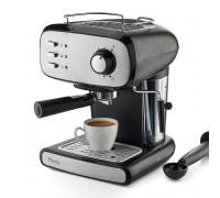 Еспресо машина HOMA HCM-7515, 15 Bar, Крема диск, Дюза за капучино, 850W