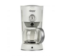 Кафе машина DIPLOMAT DPL CM 2032, 1000 W, Филтър, Индикиращ дисплей, Корпус от нечуплива пластмаса