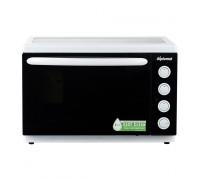 Малка готварска печка DPL WM 20 CE-EASY CLEAN, 1600 W, Пуш бутони и Огледален панел, Обем на фурната - 38L