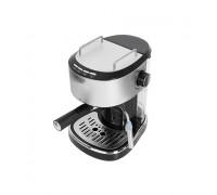 Кафе машина ADLER  AD 4408, 850W, 15 bar, Подвижен резервоар за вода - 1л.