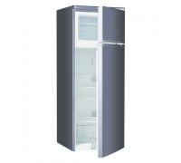 Хладилник VOX KG 2600 S, Обем хладилник 187L, Обем фризер 40L, Енергиен клас А+, Сив