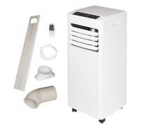 Мобилен климатик Homa HPA-70C, Капацитет на охлаждане – 7000 BTU, Мощност при охлаждане – 780 W, Раб...