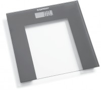 Електронна везна RTC3051-Black, Капацитет: 150kg/330lb, Деление на скалата: 100g