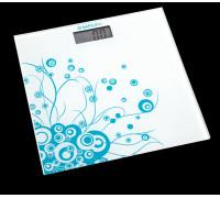 Електронна везна RTC3051-B bubbles, Капацитет: 150kg/330lb, LCD дисплей, Деление на скалата: 100g