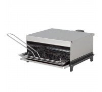 Парти грил TERMOMAX TR202G, 800W, Метална скара за печене, Бързо нагряващи елементи