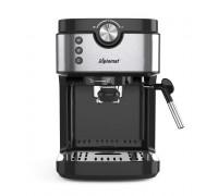 Еспресо машина DIPLOMAT EQ20, Помпа с високо налягане, 20 бара за перфектна еспресо екстракция, 1300W