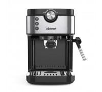 Кафемашина DIPLOMAT EQ20, 1300W, 20 бара за перфектна еспресо екстракция, 1,2 л. резервоар