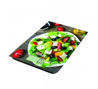 Везна кухненска Muhler KSC-2027 veggy, Капацитет: 5kg, Градуиране: 1g, Функция тара