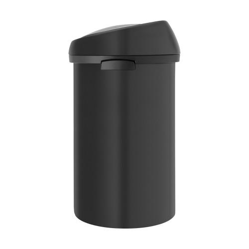 Кош за смет Brabantia Touch Bin 60L, Mineral Infinite Grey