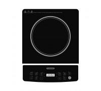 Котлон индукционен TERMOMAX TC272, 2000W, LED дисплей,  6 функции за готвене, Контролен панел с бутони