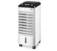 Мобилен охладител Homa HMC-7409, 3в1,Овлажнител, Пречиства въздуха от едри прахови частици, шум до 6...