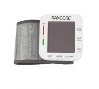 Апарат за кръвно налягане за китка RANCORE RBP97W, LCD Метод на измерване: Осцилоскоп Памет за 2 пот...