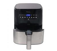 Фритюрник с горещ въздух HOMA HF-355D, 3.5l вместимост, 8 автоматични менюта, Таймер, Светлинен индикатор, LED дисплей