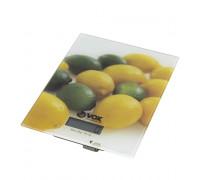 Везна Кухненска VOX KW2711, Дигитална, Измерване с точност до 1г., Функция TARA