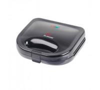 Сандвич тостер Elekom EK-1061B, 750 W, Двоен светлинен индикатор, Температурен контрол, Незалепващо ...