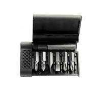 К-т битове, магнитен адаптер, 7 части, в пластмасова кутия SPARTA 113945