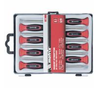Комплект отвертки за фина механика, 8 бр.//MTX 115899