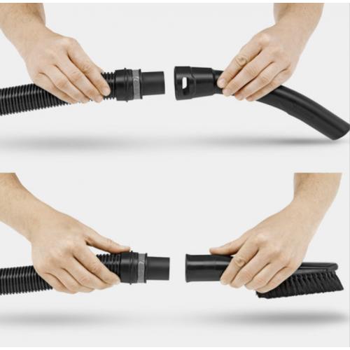 Многофункционална смукачка Karcher WD 5 Premium (13482300), W: 1100,  25 l и 5м кабел