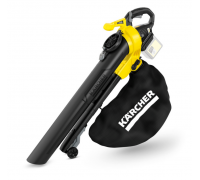 Уред за издухване и събиране на листа Karcher BLV 36-240 Battery - уред без батерия (14441700), Безч...