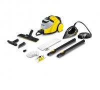 Парочистачкa Karcher SC 5 EasyFix Iron (15125360), Мощност 2200W, максимална мощност 4,2 bar и 6м ка...
