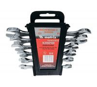 К-т ключове гаечни, 6-22 mm, 8 бр., хромирани MTX 152769