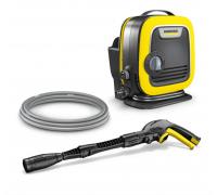 Водоструйка Karcher K Mini (16000540), Налягане: 20 - 110 / 2 - 11, практично навиване на кабела и м...