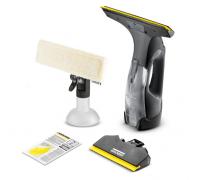 Уред за почистване на прозорци Karcher WV 5 Plus N Black Edition (16334670), Литиево-йонна батерия и време за работа 35мин