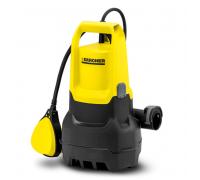 Потопяема помпа Karcher SP 3 Dirt (16455020), Мощност 350W и  Дебит 7000l/h