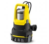 Потопяема помпа Karcher SP 6 Flat Inox (16455050), Мощност 550W и  Дебит 14000l/h