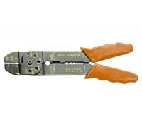Клещи за сваляне на изолация и кримпване, 210 mm, 1,5-6,5 mm SPARTA 177505